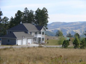 Lead vacation home in the Black Hills for sale